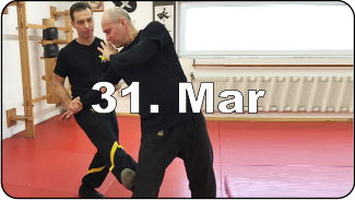 DRAGOS WING TSUN WE-SEMINAR DRESDEN