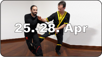 DRAGOS WING TSUN INTENSIV-TAGE GIRONA / SPAIN