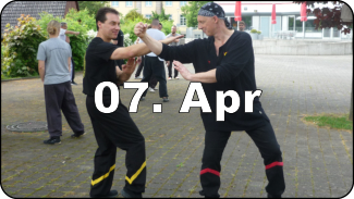 DRAGOS WING TSUN WE-SEMINAR HARDHEIM / Germany