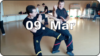 DRAGOS WING TSUN WE-SEMINAR in EURASBURG