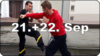 DRAGOS WING TSUN WE-SEMINAR SAARBRÜCKEN -  Germany